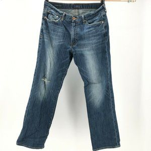Lucky Brand HandCrafted 361 Vintage Straight Jeans